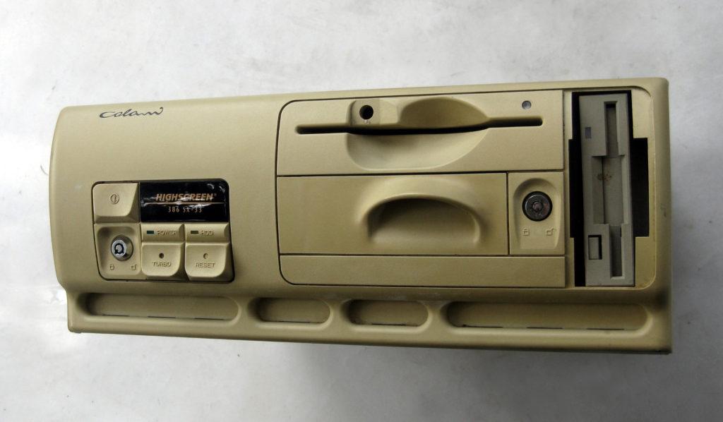 Персональный компьютер Vobis Highscreen PC, 1993.