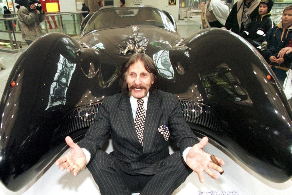 Луиджи Колани — один из самых отвязных фриков автомобильного дизайна, изображение №15