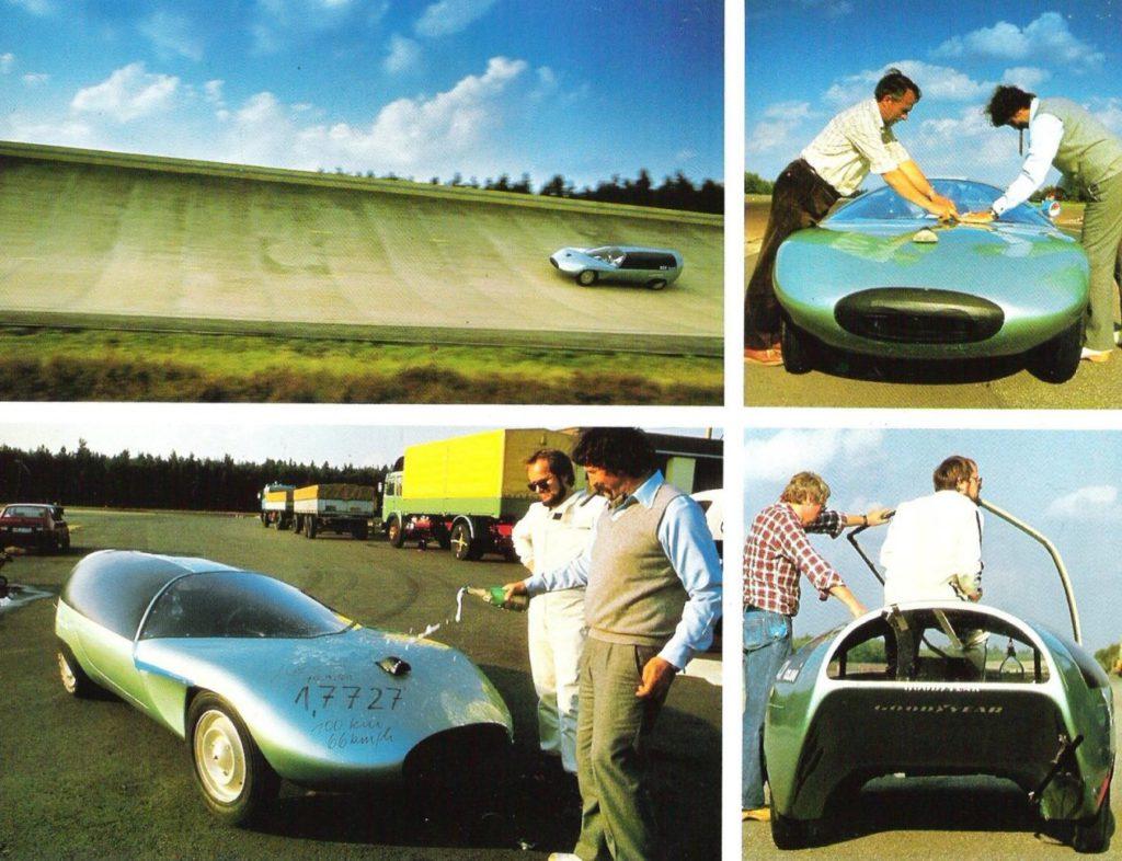 Луиджи Колани — один из самых отвязных фриков автомобильного дизайна, изображение №20