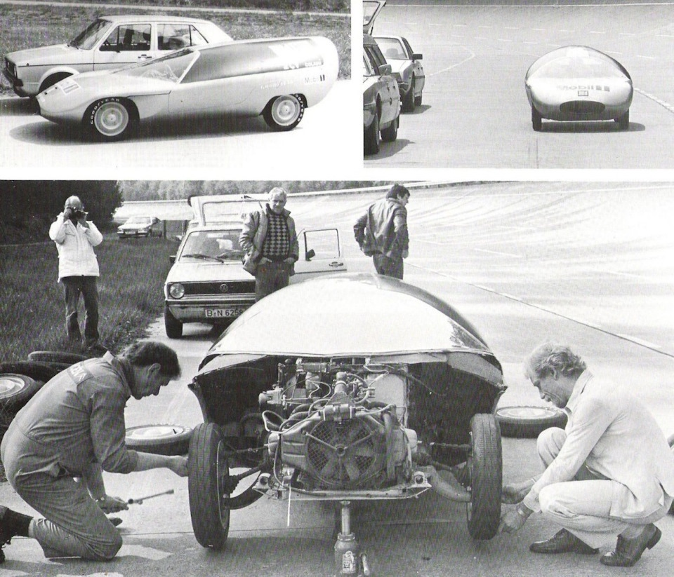 Луиджи Колани — один из самых отвязных фриков автомобильного дизайна, изображение №21